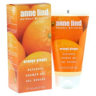 Gel de Ducha Orange-Ginger Anne Lind AnneMarie Börlind - 150 ml.