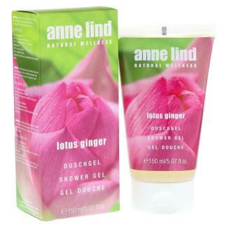 Gel de Ducha Lotus-Ginger Anne Lind AnneMarie Börlind - 150 ml.