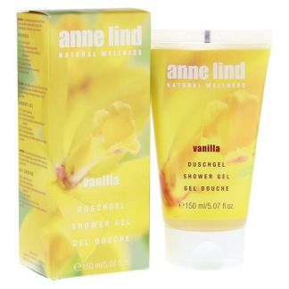 Gel de Ducha Vainilla Anne Lind AnneMarie Börlind - 150 ml.