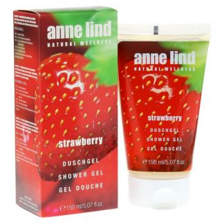 Gel de Ducha Strawberry Anne Lind AnneMarie Börlind - 150 ml.
