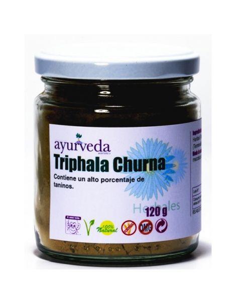 Triphala Churna Ayurveda Auténtico - 120 gramos