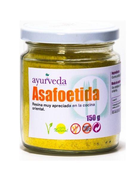 Asafoetida Ayurveda Auténtico - 150 gramos