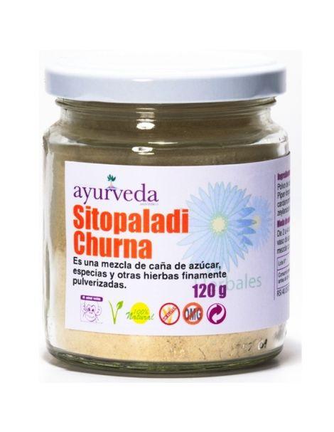 Sitopaladi Churna Ayurveda Auténtico - 120 gramos