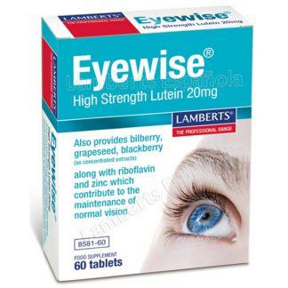 Eyewise Lamberts - 60 tabletas
