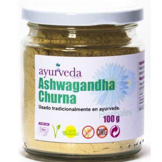 Ashwangandha Churna Ayurveda Auténtico - 100 gramos