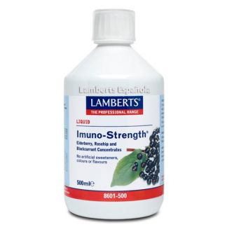 Imuno-Strength Lamberts - 500 ml.