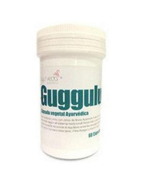 Guggulu Ayurveda Auténtico - 60 cápsulas