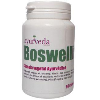 Boswelia Ayurveda Auténtico - 60 cápsulas