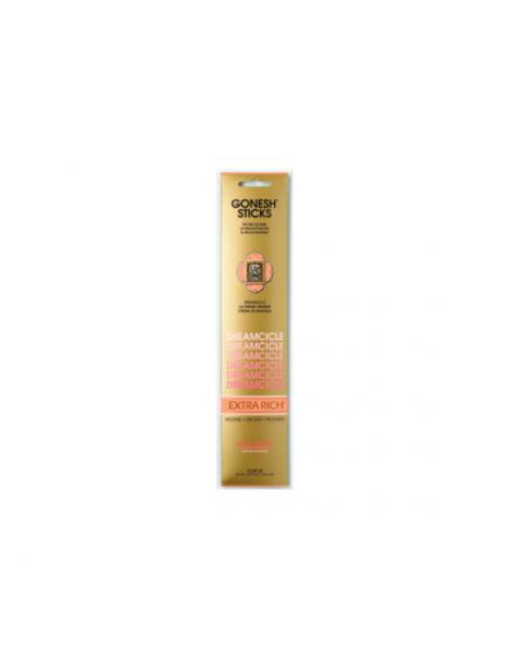 Incienso Crema de Naranja (Gonesh Extra Rich) - 20 varillas