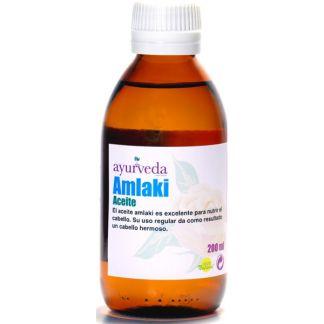 Aceite Amlaki Ayurveda Auténtico - 200 ml.