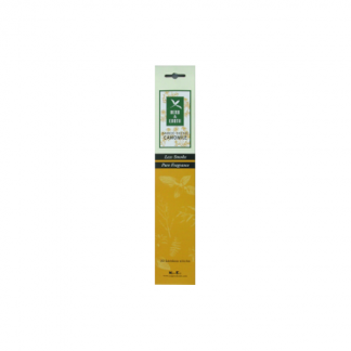 Incienso Manzanilla (Herb & Earth) - caja 20 barritas