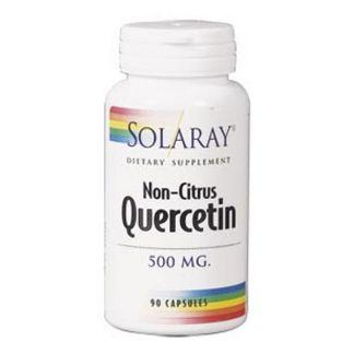 Quercitina No Cítrica Solaray - 90 cápsulas