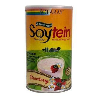 Soytein Fresa Solaray - 400 gramos