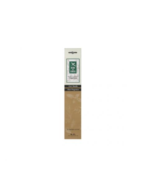 Incienso Vainilla (Herb & Earth) - caja 20 barritas
