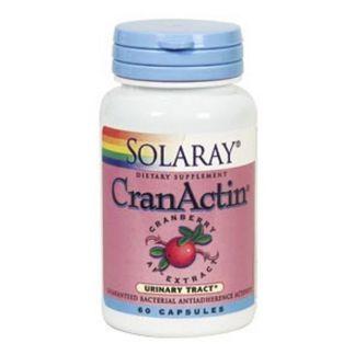 CranActin (Arándano Rojo) Solaray - 60 cápsulas