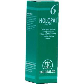 Holopai 6 Equisalud - 31 ml.