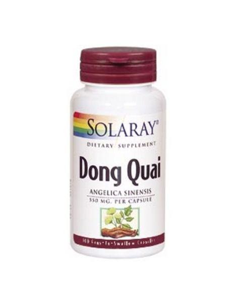 Dong Quai Solaray - 60 cápsulas