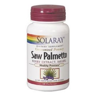 Saw Palmetto Solaray - 60 perlas
