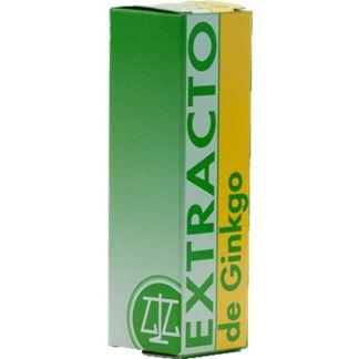 Extracto de Ginkgo Equisalud - 31 ml.