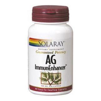 AG ImmunEnhacer (Arabinogalactano) Solaray - 60 cápsulas