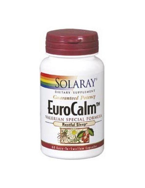 Eurocalm Solaray - 60 cápsulas