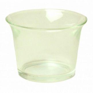 Portavelas de Cristal para Vela de Compañía Grande Dipam