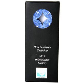 Vela de Cera de Palma de Té Azul Kenzerfarm - 10 unidades