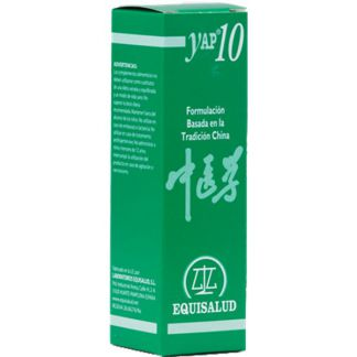 Yap 10 Equisalud - 31 ml.