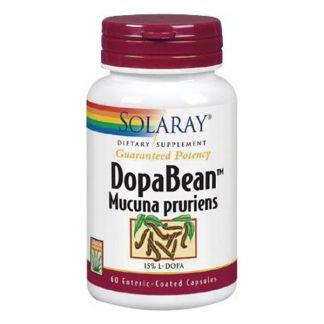 DopaBean (Mucuna Pruriens) Solaray - 60 cápsulas