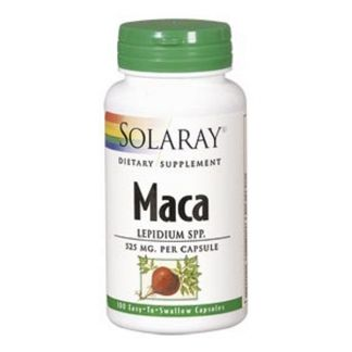 Maca 525 mg. Solaray - 100 cápsulas