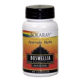 Boswellia Solaray - 60 cápsulas