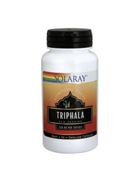Triphala Solaray - 90 cápsulas