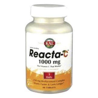 Reacta C 1000 mg. Kal - 60 comprimidos