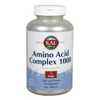 Amino Acid Complex Kal - 100 comprimidos