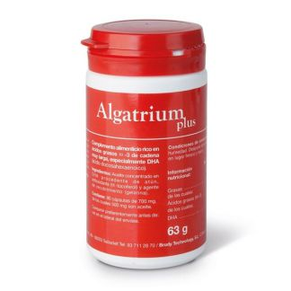 Algatrium Plus 350 mg. DHA Brudy Technology - 90 perlas
