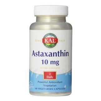 Astaxanthin 10 mg. Kal - 60 cápsulas