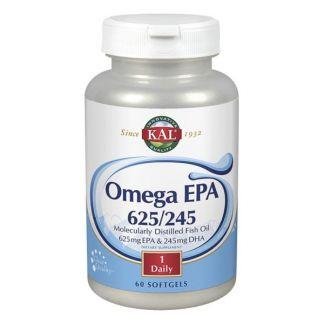 Omega  EPA 625/245 Kal - 60 perlas
