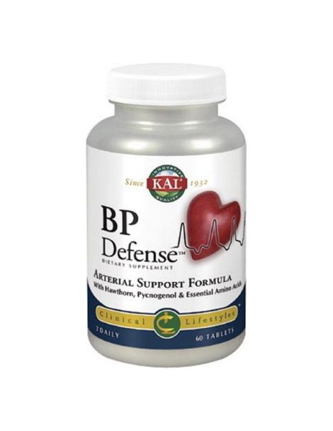 BP Defense Kal - 60 comprimidos