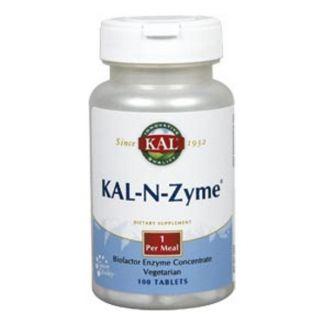 Kal-N-Zyme Kal - 100 comprimidos