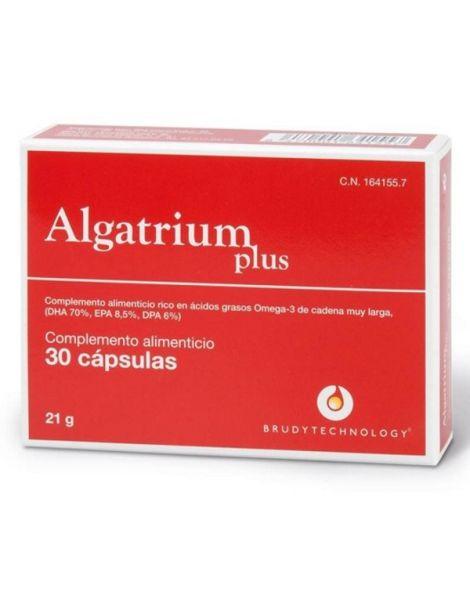 Algatrium Plus 350 mg. DHA Brudy Technology - 30 cápsulas