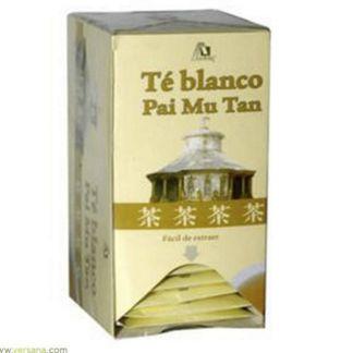 Té Blanco Pai Mu Tan Bio Avitale - 20 bolsitas