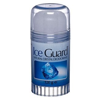Desodorante Ice Guard Optima - piedra 120 gramos