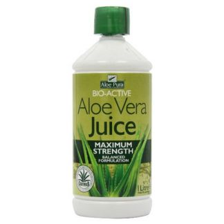 Zumo de Aloe Vera Potencia Máxima Optima - 1000 ml.