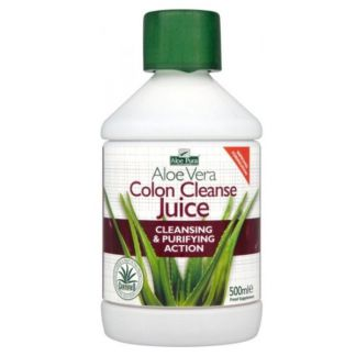 Zumo de Aloe Vera Limpieza de Colon Optima - 500 ml.