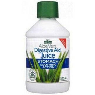 Zumo de Aloe Vera Ayuda Digestiva Optima - 500 ml.