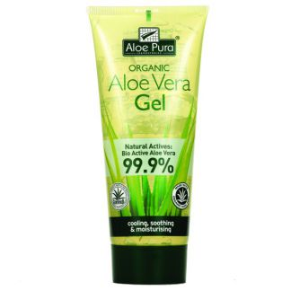 Gel de Aloe Vera 99.9% Optima - 200 ml.