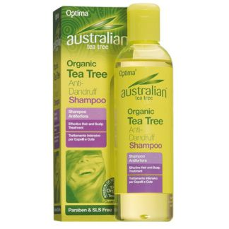 Champú Árbol del Té Optima - 250 ml.