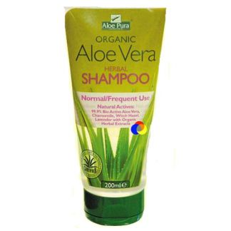Champú de Aloe Vera Optima - 200 ml.