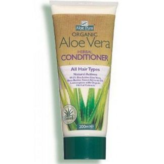Acondicionador de Aloe Vera Optima - 200 ml.