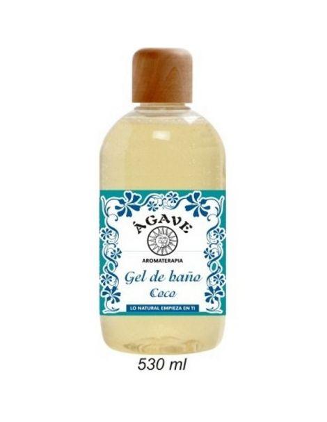 Gel de Baño Coco Ágave - 530 ml.